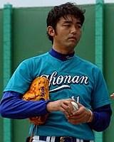 横浜:斉藤隆投手1